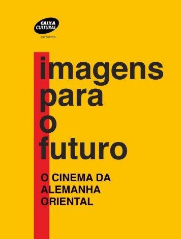 Catálogo IMAGENS PARA O FUTURO
