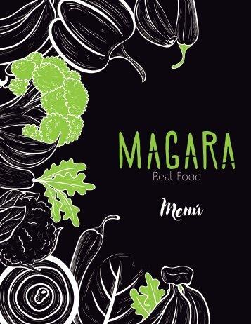 Menú Magara 2018