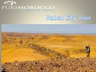 Best Rabat City Tour