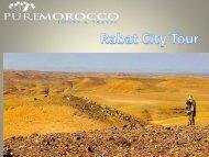 Best Rabat City Tour