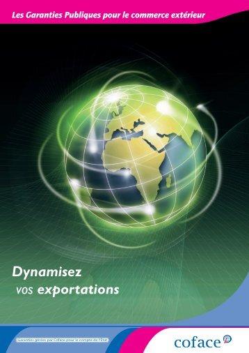 + garantie Financement Assurance Prospection (FAP) - Coface
