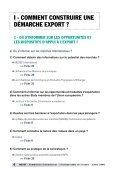 'Indispensable de l'export - Nos publications - Medef - Page 6