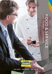 Bekijk onze Corporate brochure hier - JOMO Foodservice