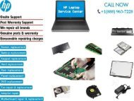 HP Computer Support Number 1-888-963-7228, Pavilion Laptop repair Help.output