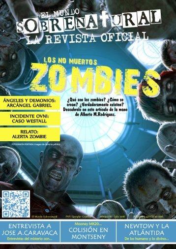 El Mundo Sobrenatural Julio 2018 - Zombies