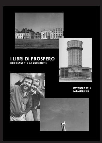 iscrivetevi alla nostra newsletter - I libri di Prospero