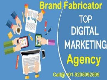 Best Digital Marketing Agency, Brand Fabricator