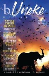 bUneke Magazine Issue 1