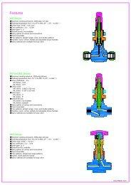 MS, MV, ML, MH Series Metering Valves Model (1)