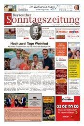 2018-08.05 Bayreuther Sonntagszeitung