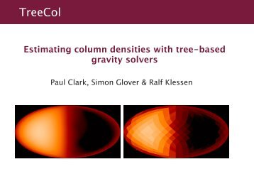 TreeCol: estimating column densities in astrophysical simulations