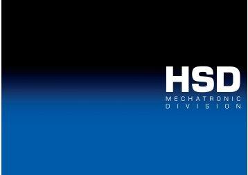 configurazioni - HSD