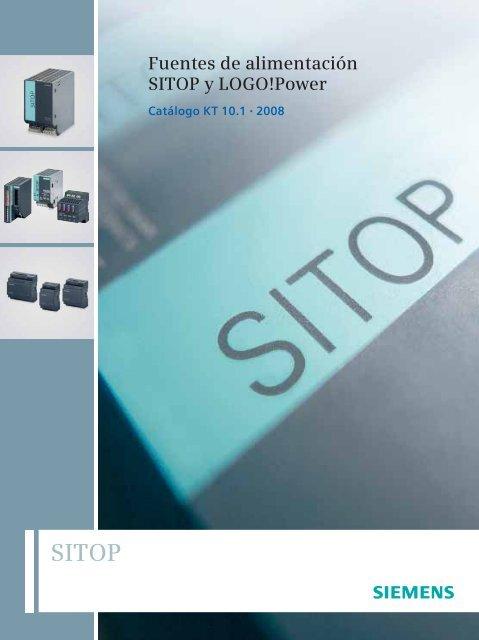 Siemens sitop modular 10a 1//2 pH 6ep1334-3ba00 suministro eléctrico Power Supply