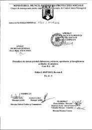 PS-09 Procedura de sistem privind elaborarea, avizarea - Ministerul ...