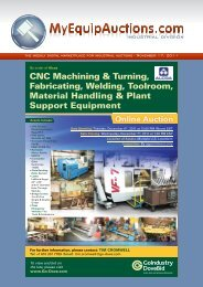CNC Machining & Turning, Fabricating, Welding, Toolroom, Material ...