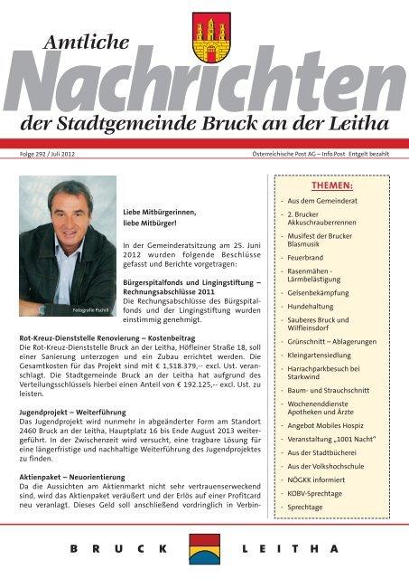(4,73 MB) - .PDF - Stadtgemeinde Bruck an der Leitha