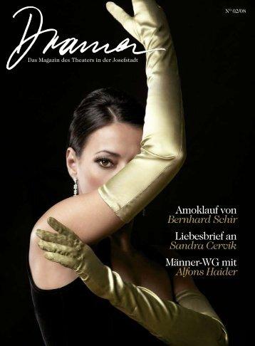 Das Magazin des Theaters in der Josefstadt - Theater in der Josefstadt