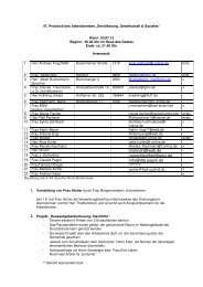 Protokoll vom 03.07.2012 - Bad Endorf