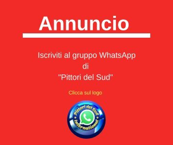Iscrizione al gruppo WhatsApp