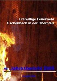 4. Der Fahrzeugpark - Freiwillige Feuerwehr Eschenbach
