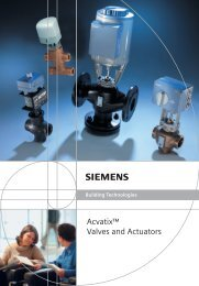 Building Technologies - Siemens