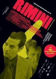 25. - RIMINI - Ein Film von Peter Jaitz