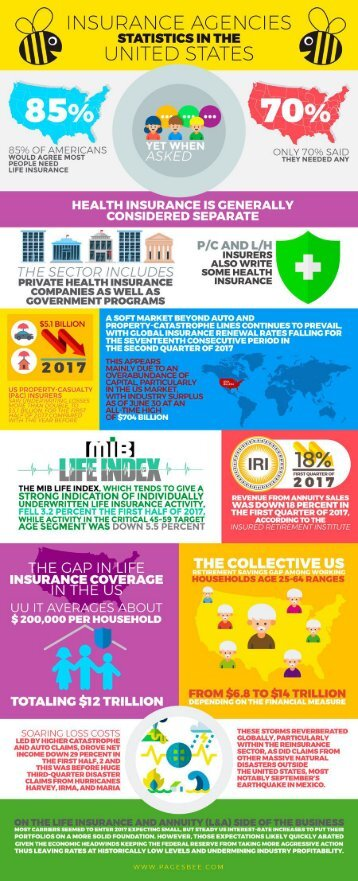 Insurance Agencies Statistics In The United States 2017