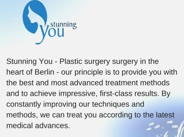 Breast augmentation Berlin