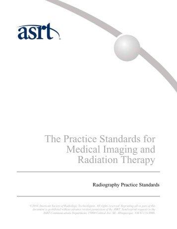 ASRT_professional_standards_practices