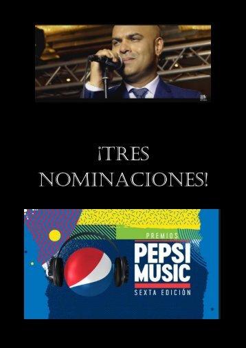Omar Enrique - Premios