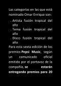 Omar Enrique - Premios - Page 5