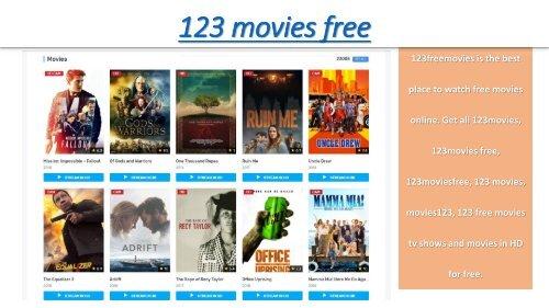 123movies Free