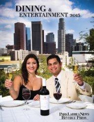 Dining & Entertainment 2015