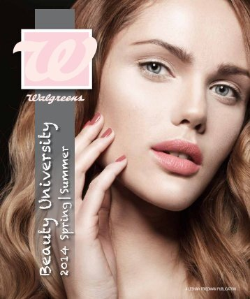 Beauty University Training Guide 2014 Spring / Summer