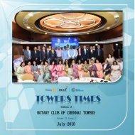 RCCT bulletin - July 18