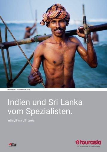 tourasia - Indien und Sri Lanka vom Spezialisten