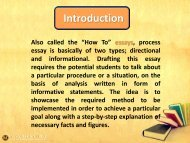 Effective Process Essay Topics and Suggestions for Promising Academic Grades pdf