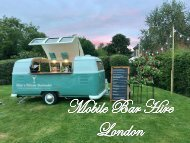 Planning for an outdoor party? Choose the mobile bar hire as an option.