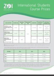 Zoi Education – Price & Intake_16MARCH2018_HR_NPM v2.0