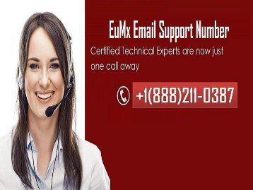 call +1-888-211-0387 EuMx email support phone number for EuMx email related issues