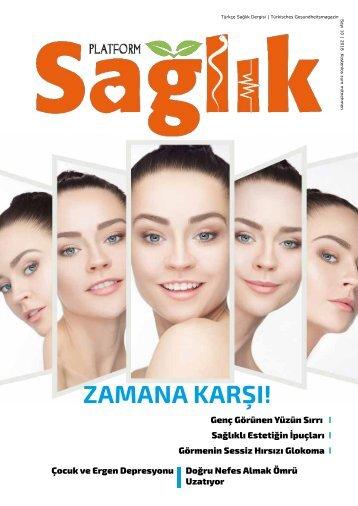 Sağlık dergisi 10. Sayi