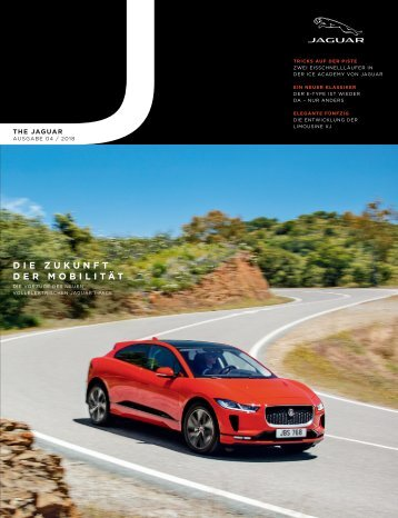 Jaguar Magazine 01/2018 – German
