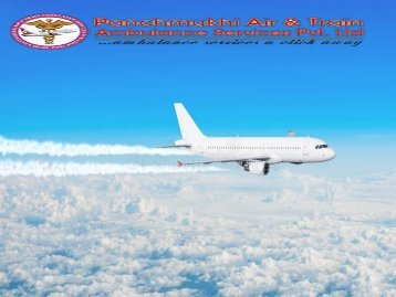 Fast Air Ambulance Services in Siliguri with Expert Doctor