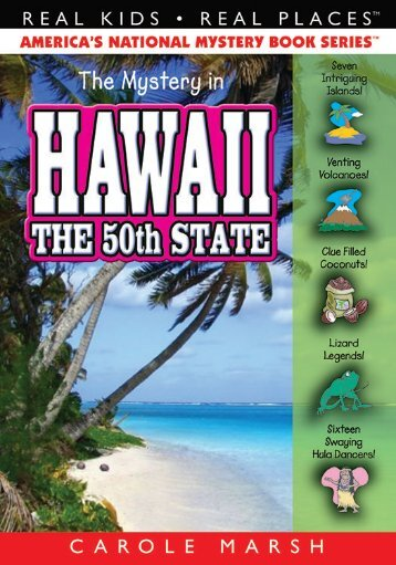 The Mystery in Hawaii the 50th State