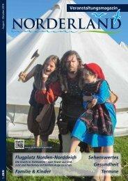 Norderland Aktuell August bis Oktober