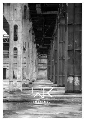 WR inspired - catalog 2018
