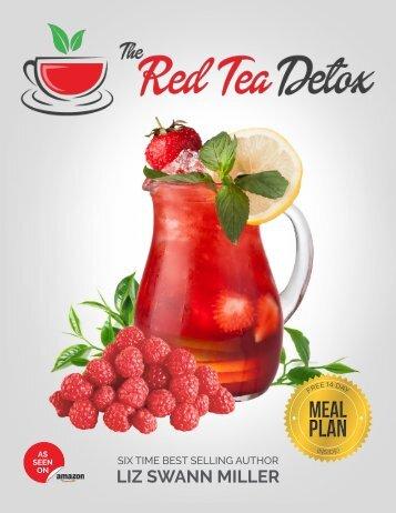 Red tea detox weight loss e-book 1