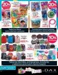 Aprende y ahorra con Dax, Ferias Escolares Dax 2018 - Page 6