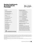 REVISTA CONSCIENCIA NO. 30 - Page 3