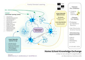 Home-School-Knowledge-Exchange (HSKE) Icon-  (the neuron key)